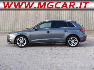 Audi a3 usato spb 1.4 tfsi 110cv s tronic g-tron-navi-xeno-pelle