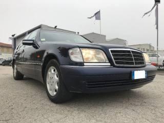 Mercedes serie s  (w/v/c140)                      usato s 280 cat