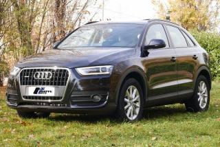 Audi q3 usato 2.0 tdi 140 cv advanced plus