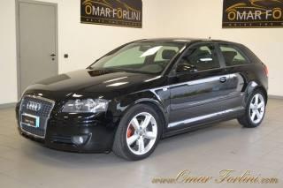 Audi a3 usato 2.0tdi 140cv ambition s-line 6m navi cerchi17\