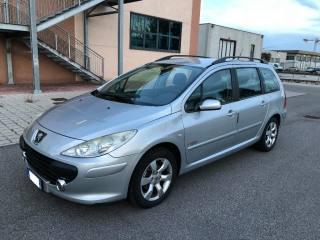 Peugeot 307 usato 1.6 16v hdi 90cv station australian