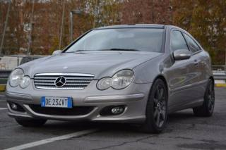 Mercedes classe c sportcoupé usato c 220 cdi cat sportcoupé...