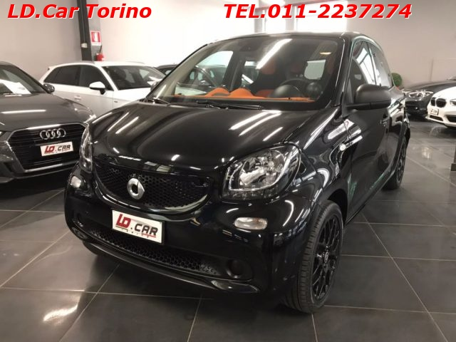 SMART ForFour 90 0.9 Turbo Twinamic Passion Pack Sport cl 16 15577 km