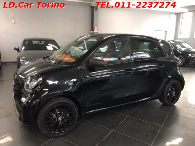 SMART ForFour 90 0.9 Turbo Twinamic Passion Pack Sport cl 16 15577 km 5