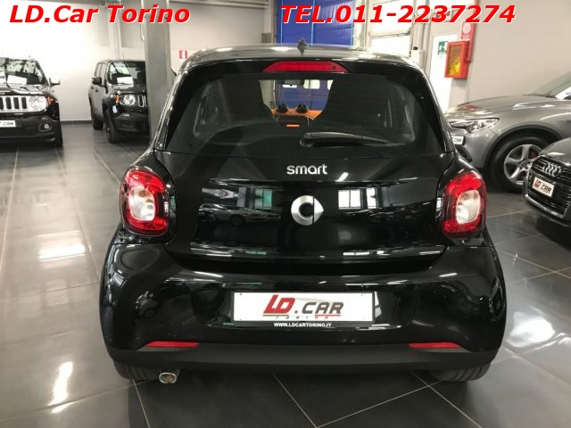 SMART ForFour 90 0.9 Turbo Twinamic Passion Pack Sport cl 16 15577 km 4