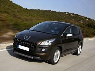 Peugeot 3008 usato 1.6 hdi 110cv ca. robot. business