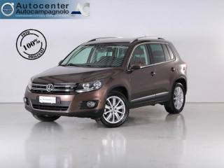 Volkswagen tiguan usato 2.0 tdi 140cv 4motion dsg sport & style