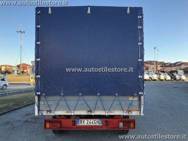 FIAT Ducato Maxi 2.8 JTD Centinato Immagine 4