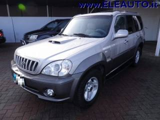 Hyundai terracan usato 2.9 crdi cat dynamic