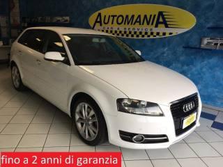 Audi a3 2 usato a3 spb 2.0 tdi 170cv f.ap. s tr. amb.e