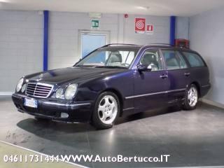 Mercedes classe e usato e 320 cdi cat s.w. avantgarde