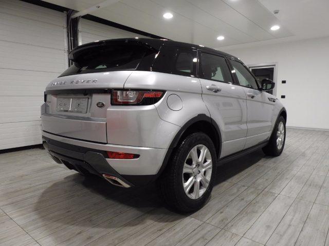 LAND ROVER Range Rover Evoque 2.0 TD4 5porte SE Dynamic auto - pronta consegna Immagine 2