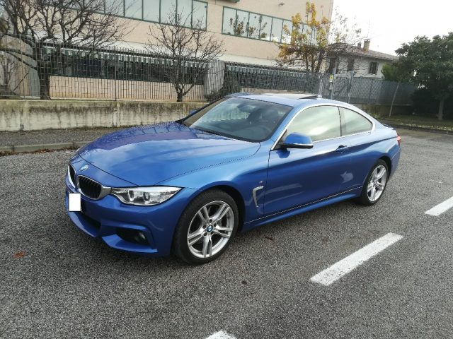 BMW 435 estoril blue met  metallizzato