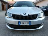 SKODA Fabia 1.4 TDI 90 CV Design Edition Twin color Argento