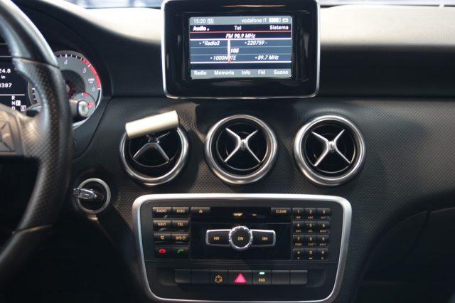 MERCEDES-BENZ A 180 CDI Automatic Sport 80670 km 12