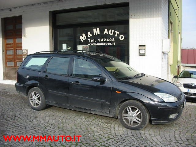 FORD Focus Nero metallizzato