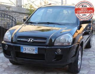 Hyundai tucson usato 2.0 crdi td dynamic