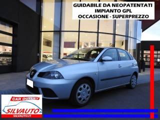 SEAT Ibiza 1.2 60CV 5porte - Impianto GPL Usata