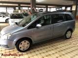 Opel Zafira 1.6 16v Ecom 94cv Metano 7pt - immagine 1