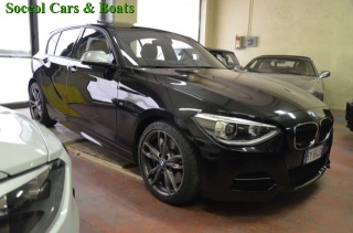 BMW 135 I 5p.*NAVI*TETTO PANORAMIC APRIB*VOLANTE M!! Usata