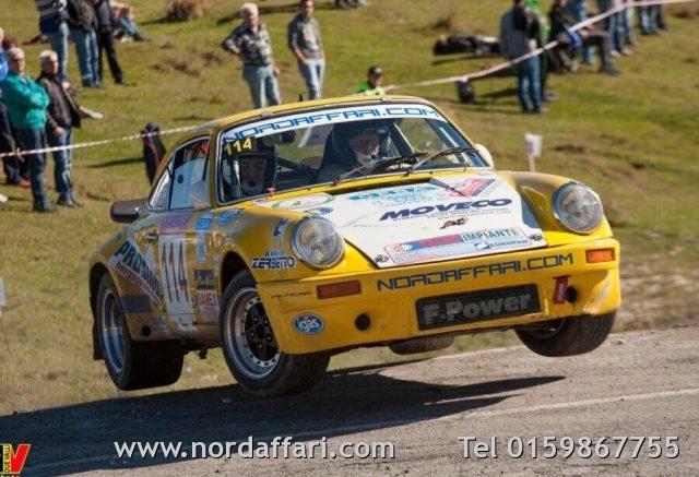 PORSCHE 911 3.0 RSR Gruppo 4 2° rag. Rally 100000 km