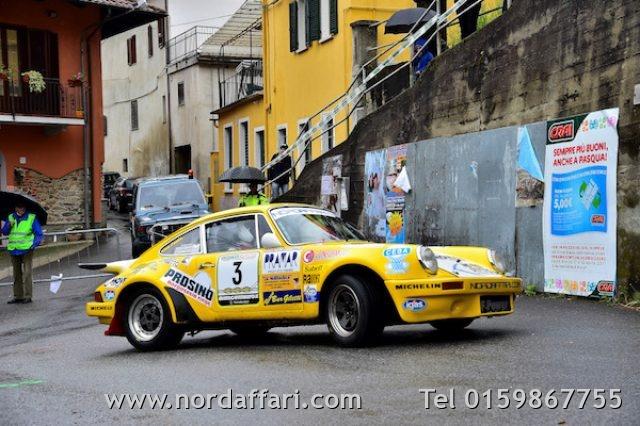 PORSCHE 911 3.0 RSR Gruppo 4 2° rag. Rally 100000 km 13