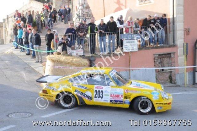 PORSCHE 911 3.0 RSR Gruppo 4 2° rag. Rally 100000 km 15