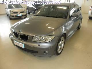 BMW 120 D Cat 5 Porte Attiva Usata