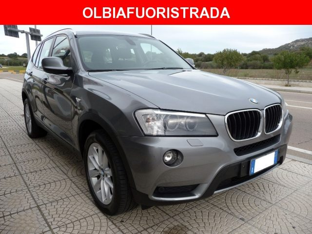BMW X3 Antracite metallizzato