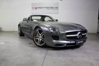 Mercedes sls usato amg roadster