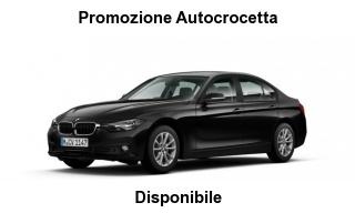 BMW 316 D Business Advantage Auto Navy EURO 6 Km 0