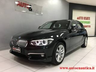 BMW 116 D 5p. Efficient Dynamics Urban Usata