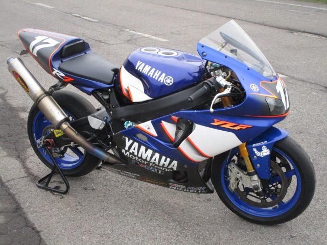 YAMAHA YZF 750 R7 YAMAHA FRANCE Immagine 1
