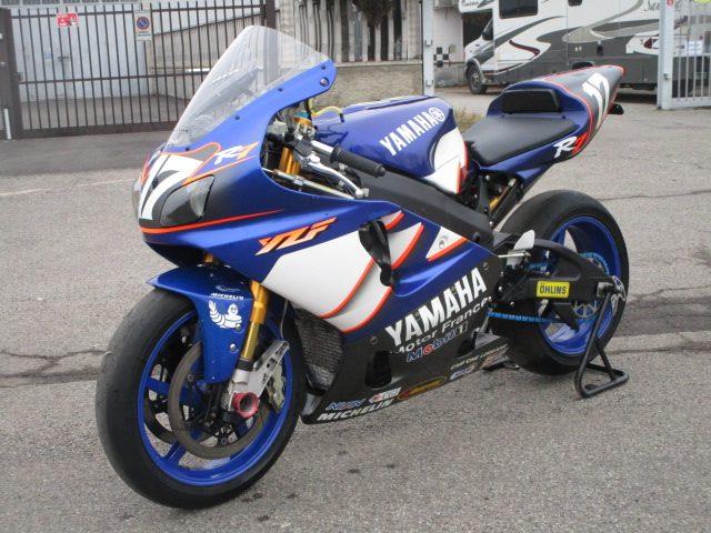 YAMAHA YZF 750 R7 YAMAHA FRANCE Immagine 3