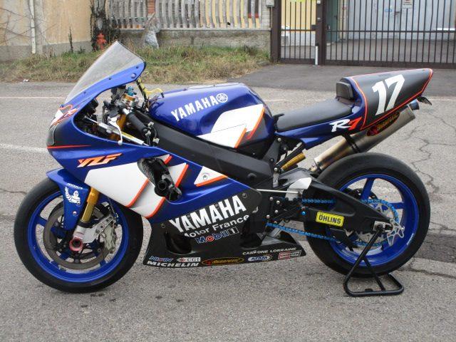 YAMAHA YZF 750 R7 YAMAHA FRANCE Immagine 4