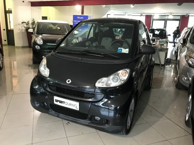 SMART ForTwo 1000 52 kW coupé pulse 115000 km