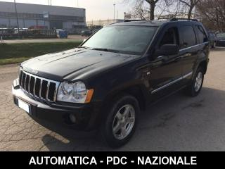 Jeep gr. cherokee usato grand cherokee 3.0 v6 crd limited