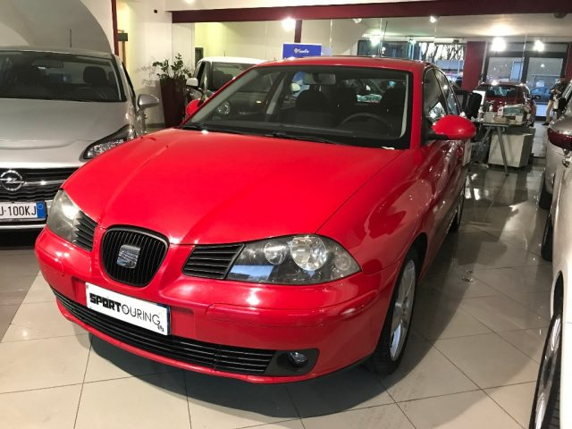 SEAT Ibiza 1.4 16V 5p. Special Ed. Dual GPL TETTO 220000 km