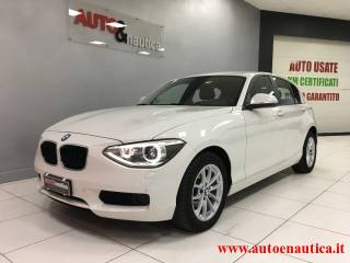BMW 118 D (F20) 5p. Business Steptronic Xeno/Navi Usata