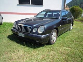 Mercedes classe e usato e 250 turbodiesel cat s.w. classic