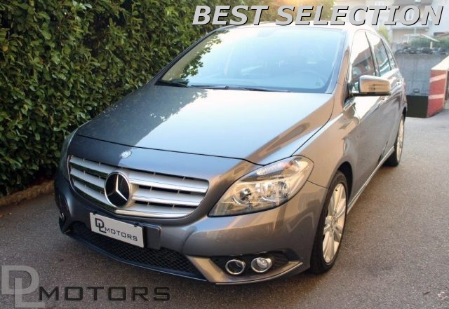 MERCEDES-BENZ B 180 Antracite metallizzato