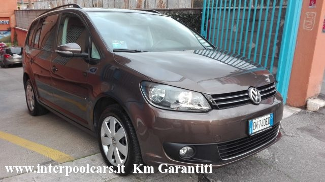 VOLKSWAGEN Touran Marrone metallizzato