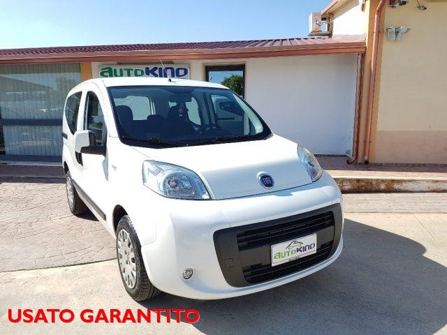 FIAT Qubo 1.3 MJT 95 CV Dynamic-SX N.1-KM CERT. 90460 km