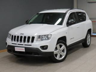 Jeep compass usato 2.2 crd limited 2wd