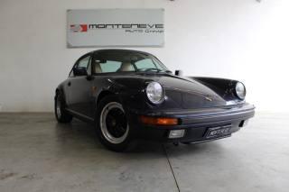 Porsche 911 usato 3.2 coupe\' service book-a/c-tettino