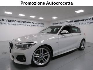 BMW 120 D 5 Porte M-sport Auto EURO 6 Usata