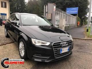 Audi a3 2 usato a3 spb 1.6 tdi cr f.ap. ambiente