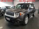 Jeep Renegade 1.6 Mjt Ddct 120 Cv Limited *navi+xenon+c.18 * - immagine 1
