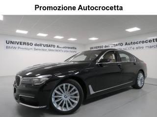 BMW 730 D XDrive Luxury Auto EURO 6 Usata