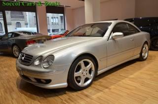 Mercedes classe cl (c/cl215)                      usato cl 55...